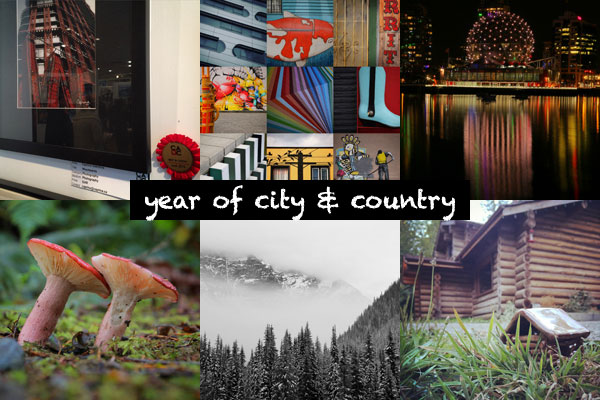 2016: Year of City and Country